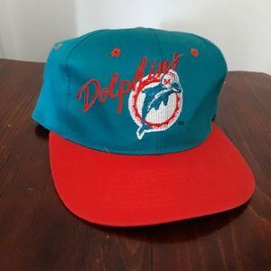 🔥Vintage🔥 Dolphins snapback